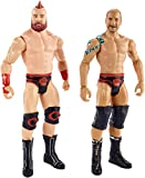 WWE - Pack de 2 figuras de acción luchadores Sheamus vs Cesaro Juguetes niños +6 años (Mattel GBN63)...