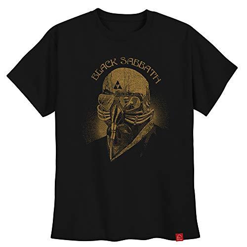 Camiseta Black Sabbath Camisa Banda Rock Us Tour 78 Iron Man XG