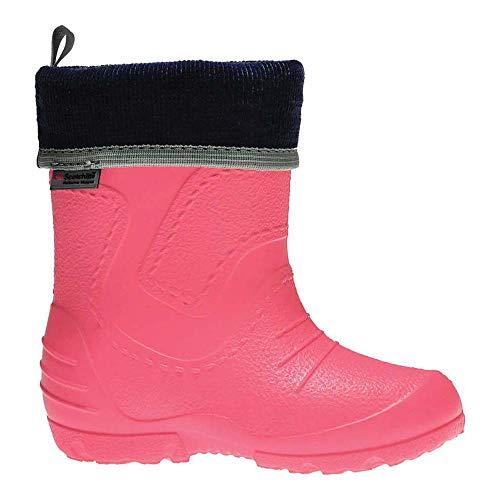 Fagum-Stomil Bfkidsw_R24-25 Eva - Botas (talla 24-25), color rosa