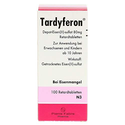 Tardyferon Retardtabletten, 100 St.