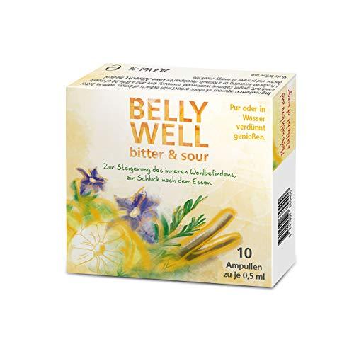 bellywell® Tropfen - Natürliche Verdauungsunterstützung für zuhause oder unterwegs mit Bitterstoffen