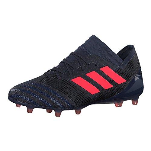 adidas Damen Nemeziz 17.1 FG Fußballschuhe, Blau Azutra Rojent Negbas 000, 36 EU