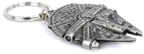 Star Wars: Millennium Falcon Keyring