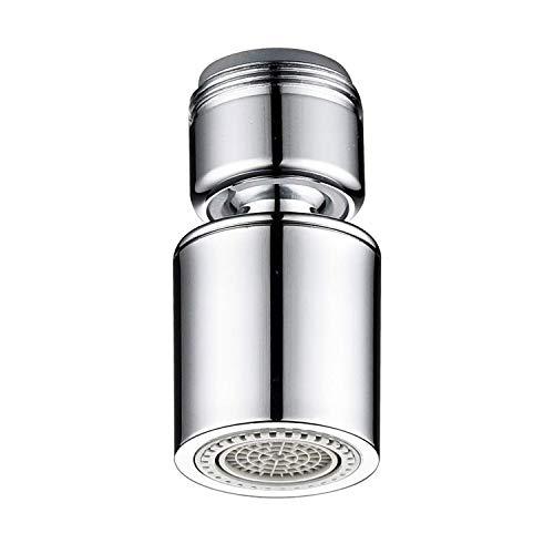 Rompigetto Rubinetto Cucina - Aeratore Universale Bagno Bidet Anticalcare Filtro-Risparmio Idrico 50-80% Professionale