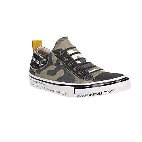 Zapatillas DIESEL Y01700 P1640 38 5 Verde
