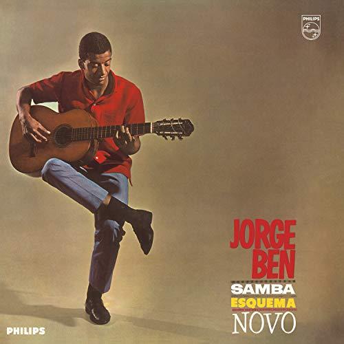 Jorge Ben, LP Samba Esquema Novo - Série Clássicos Em Vinil [Disco de Vinil]
