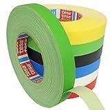 Tesa 4651 Premium Gewebeband verschiedene Breiten und Farben wählbar/grün 12 mm x 50 m