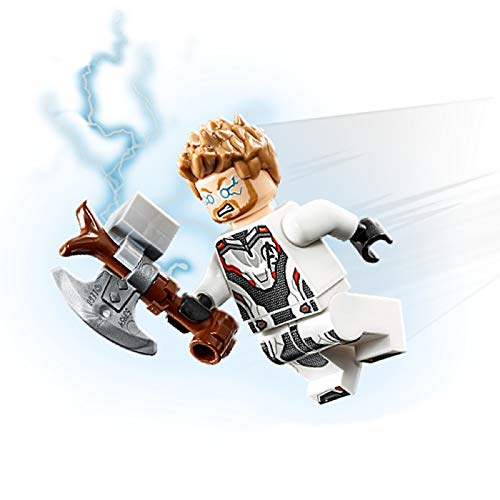 LEGO Avengers Endgame Minifigure - Thor with Stormbreaker (76126)
