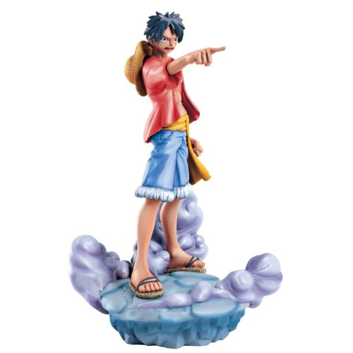 One Piece Episode of Fish-Man Island Logbox Trading Figurines (1 Random Blind Box)