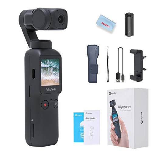 Feiyu Pocket,la cámara de acción de bolsillo