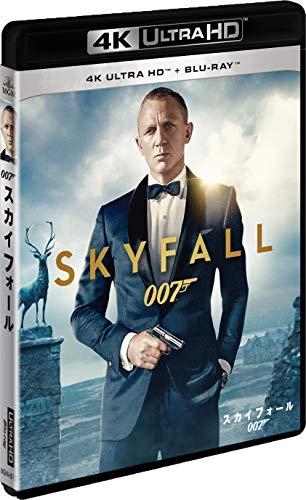 007/スカイフォール (2枚組)[4K ULTRA HD+Blu-ray]