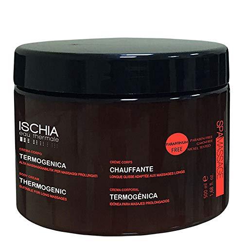 ISCHIA CREMA MASSAGGIO TERMOGENICA 500 ml