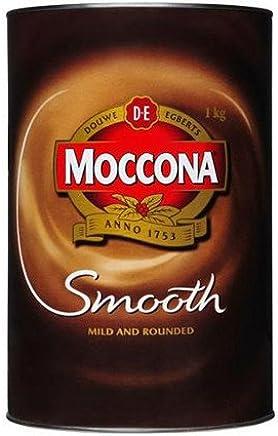 Moccona Smooth Coffee Granulated 1kg