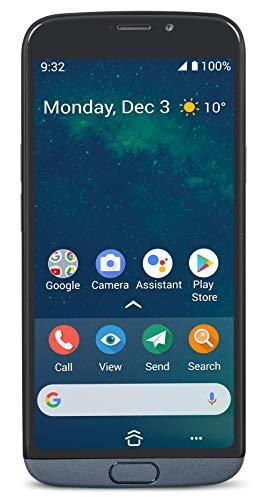 Doro 8050 ontgrendeld 13MP camera smartphone voor senioren met 5.7