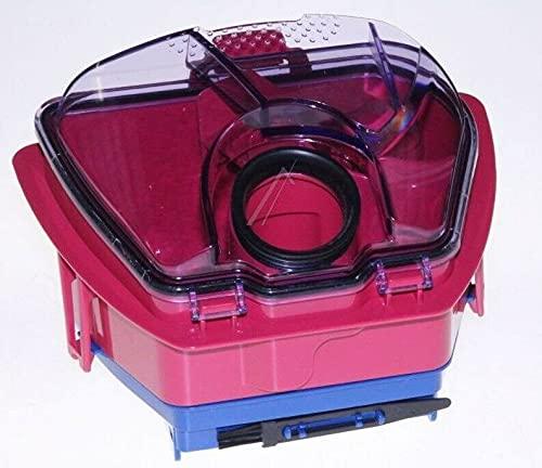 Rowenta serbatoio contenitore polvere rosa aspirapolvere Compacteo RO3449 RO3469