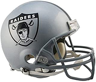 Los Angeles Raiders 1963 Officially Licensed Authentic Throwback Football Helmet