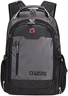 Swissgear Waterproof Deluxe 15.6 inch Laptop Backpack Swiss Gear Bag for Laptops - 2725604730877