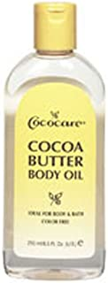 Best cocoa butter body oil Reviews