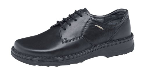 Abeba Abeba, Herren Sicherheitsschuhe Schwarz schwarz 40