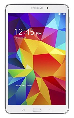 Samsung Galaxy Tab 4 SM-T330 Tablet 8' Bianco (16GB, WiFi) -Asia Version-