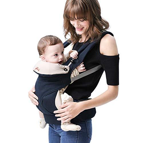 iBàste Multifonction Baby Wrap Carrier Baby Sling Front Hug Sling Serviette pour bébé Nouveau-né Four Seasons Swaddle Wrap