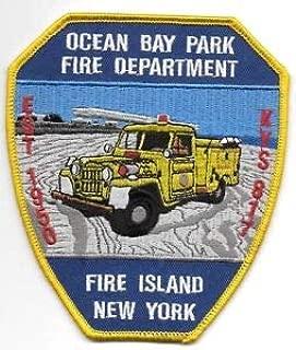 Ocean Bay Park - Fire Island fire dept, New York (4