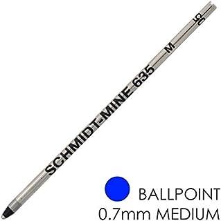 confezione da pezzi. colore Roller Ball di mine Ceramic metallo Shank SRC 5888 nero Schmidt
