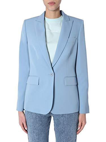 Stella McCartney Fashion Womens 532394SNB484700 Lichtblauwe Blazer |