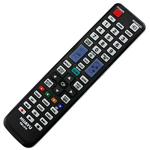Ersatz Fernbedienung Samsung LED LCD UE46D6000TWXXH / UE46D6200 Remote Control - afstandsbediening, télécommande, Kumanda, Plug & Play