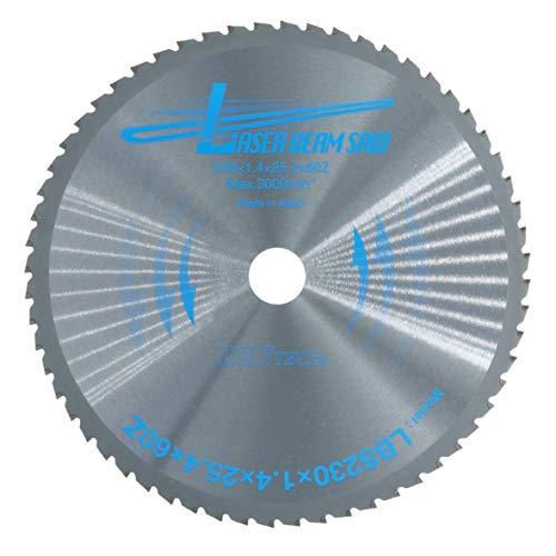 HM-lama per sega circolare Ø 230 x 25,4 mm Tanitec 60 JEPSON