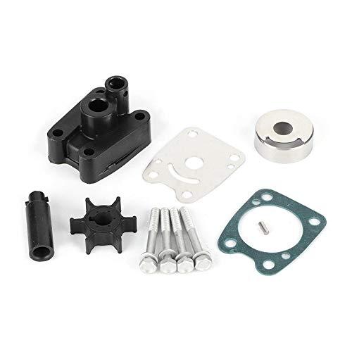 Reparatursatz für Außenborder-Wasserpumpenlaufrad, 6E0-W0078-A2, passend für Yamaha 4 PS 5 PS 2 Str. Außenborder 4A 5