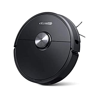 Roborock S65 Robot Vacuum, Robotic Vacuum Cleaner and Mop with Adaptive Routing,Multi-floor Mapping, Selective Room Cleaning, Super Strong Suction, and Extra Long Battery Life, Works with Alexa(black) (B07RLRWWPJ) | Amazon price tracker / tracking, Amazon price history charts, Amazon price watches, Amazon price drop alerts