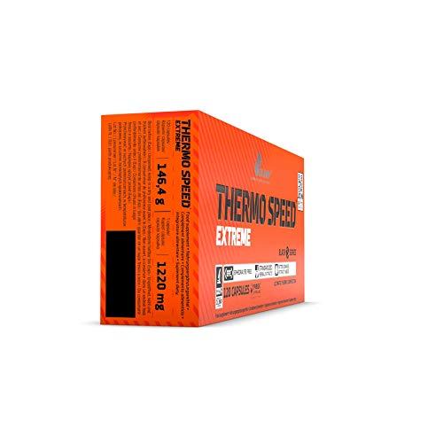 Olimp Thermo Speed Extreme Mega Caps 120 Kapseln, 1er Pack (1 x 146,4 g) - 3