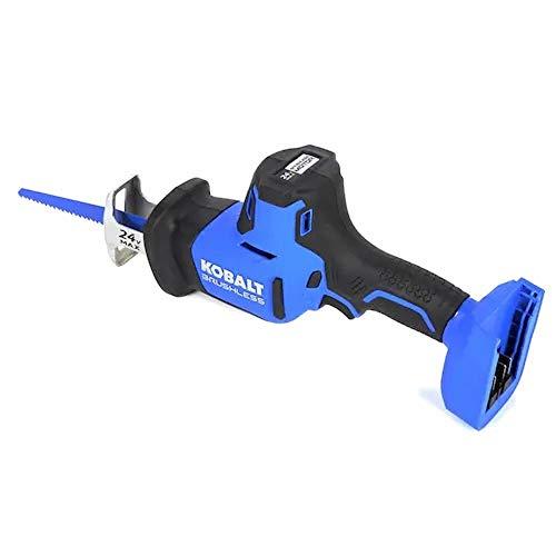 Kobalt 24v max brushless one handed Reciprocating saw