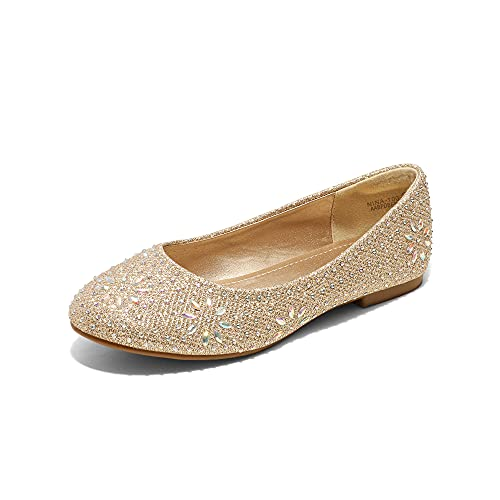 Top 10 best selling list for gold flat shoes next