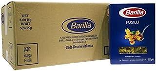 Barilla Fusilli (Burgu) Makarna 500G x 10 Paket