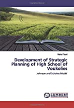 Development of Strategic Planning of High School of Voukolies: Johnson and Scholes Model