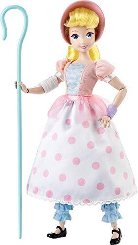 Mattel GDR18 - Disney Pixar Toy Story 4 Super bewegliche Porzellinchen Puppe mit Zubehör, Puppen Spielzeug ab 3 Jahre