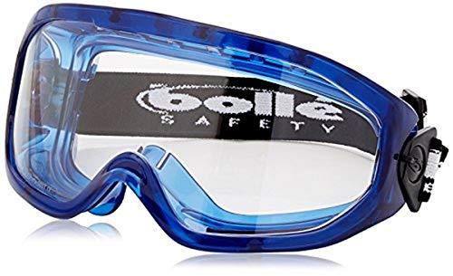 Bolle BLAPSI - Gafas de seguridad de protección ante productos químicos (cinta ajustable)