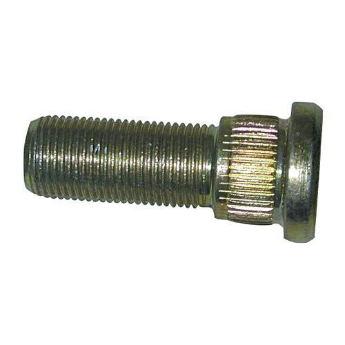 Radbolzen für Deutz, 60 mm Länge, metrischer Netztyp, Gewinde M18x1,5