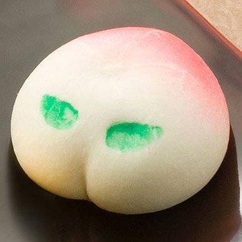 聘珍樓(へいちんろう) 月餅 寿桃酥 (サオトゥスー) 黒こしあん [お取り寄せスイーツ 横浜中華街] 中華菓子