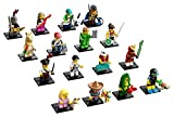 LEGO Minifigures Series 20 (71027) Building Kit (1 of 16 to Collect), featuring Characters to Collect and Add to Existing Sets; These Highly Collectible Toys Make Great Little Gifts for Kids, New 2020