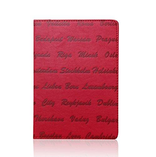 EnjoyUnique Funda universal para lector de libros de 6 pulgadas para Kobo Kindle Sony Pocketook Tolino Ereader grabado con nombre de ciudad
