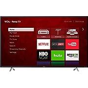 A Little Bit of Fashion TCL S Series 55S405-55 LED Smart TV - 4K UltraHD - Roku TV - Black
