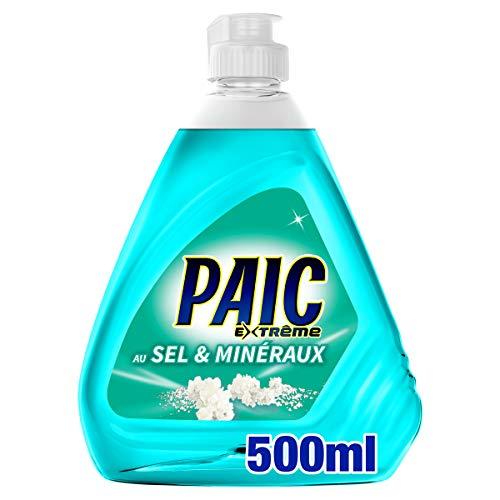 Paic Extrême Líquido Vajilla Sales Minerales 500 ml