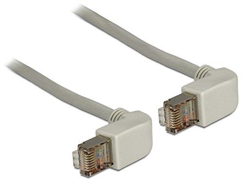 DELOCK kabel RJ45 C5e SFTP gehoekt/gehoekt 1,0 m