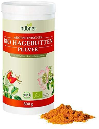 Bio Hagebutten Pulver, 300 g