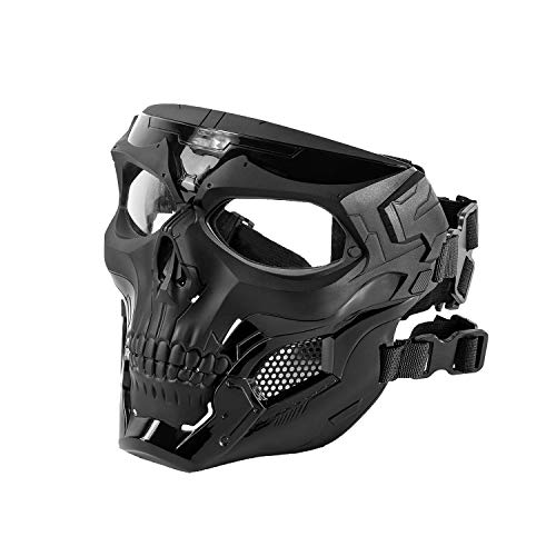Top 10 best selling list for airsoft face mask helmet