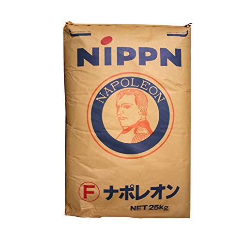 日本製粉 Fナポレオン フランスパン用 準強力粉 25kg 業務用
