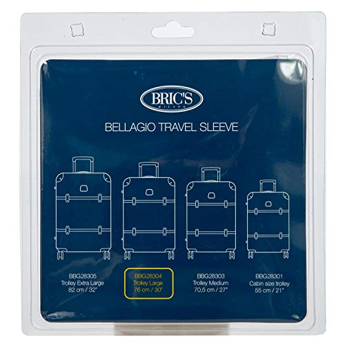 Large Bellagio Cover, One SizeClear